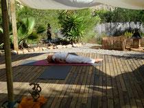 Yoga Lehrerin auf Ibiza und in Frankfurt