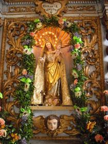 Statua della Madonna Assunta d'Isana