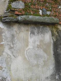La porticina dei morti - lato nord