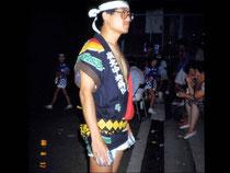 よさこい踊り(井上和男)