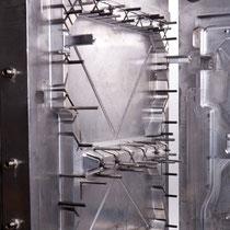 Werkzeug- und Formenbau, komplexe Spritzgussform