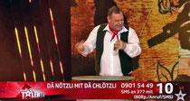 #Die grössten Schweizer Talente #Dä Nötzli mit dä Chlötzli #Julius Nötzli #SRF