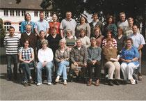 Lehrerkollegium 2009