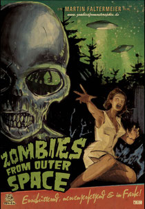 zombies from outer space movie poster