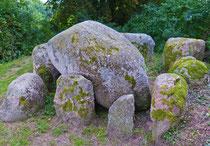 Großsteingrab Goldbusch bei Altensien