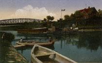 Olfener Hafen um 1915