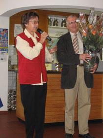Margrit Schmid und Werner Steiger