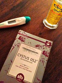Cystus 052 ist ein ganz natürliches, rezeptfreies Medikament gegen Erkältungskrankheiten und Grippe