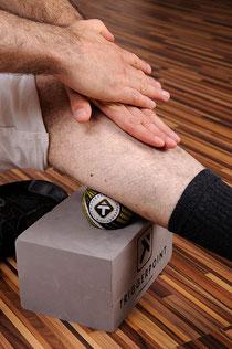 Wadenkrämpfe mit Triggerpoint-Massagen vermeiden. Ich zeige Ihnen, wie es geht!