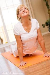 Yoga hat sich zur Entspannung von Körper & Geist auch in der westlichen Welt über Jahrzehnte gut bewährt.
