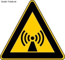 Vorsicht elektromagnetische Strahlung!