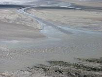 Sable argenté en Baie juillet 2014