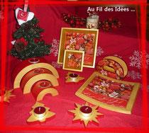 """Rouge & Or"" - Noël 2010"