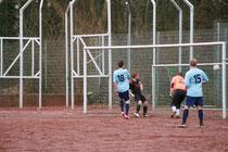 Nach Zuspiel von Nico Parisis erzielte Kröse seinen zweiten Treffer.