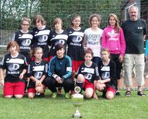 Sieger beim Grenzlandcup in Oeding 2012