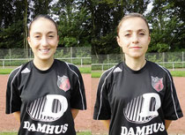 Asli Acar und Gülser Bugday mit sehenswerten Treffern