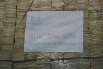 (写真/by HUTAN)日本・和歌山で、2004年8月)違法ワシントン条約保護種のラミン材輸入