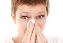 Ratschläge Ihrer Heilpraktikerin zur Vorbeugung von Erkältungen