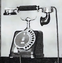 Schlagring Telefon