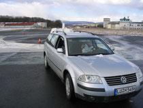 Fahrsicherheitstraining der LSJ-RP 2005