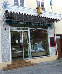 Boucherie Domart en Ponthieu, Somme
