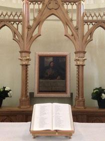 Новая старая алтарная картина собора
