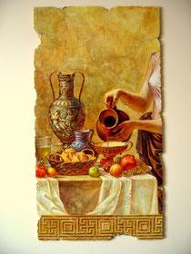 фреска в квартире
