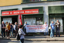Centro di Iniziativa Proletaria - CIP Tagarelli - Sesto San Giovanni (Milano)