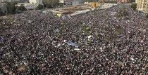 sciopero operai egiziani