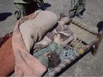 (Vittime dei bombardamenti americani in Afghanistan)