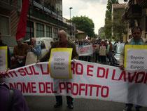 manifestazione del 30 aprile