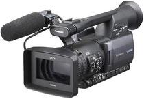 Видеосъемка профессиональными видеокамерами