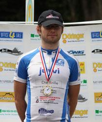 Andriy Trachuk: 1. Platz in Marburg.