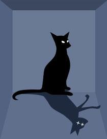 El gato de Schrödinger