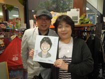 店主ミヨ子です