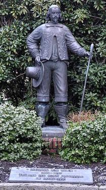 Statue Dietrich von Velens