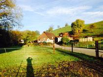 Bauernhof im Hodel, Aeugst