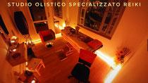 Studio Olistico Rovigo specializzato trattamenti Reiki