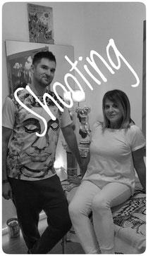 Federico e mamma