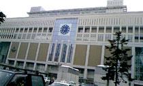 仕事で札幌