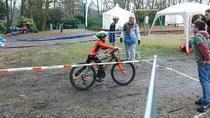 Championnat académique de run and bike à Montivilliers