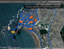 Genauigkeit der GPS-Koordinaten