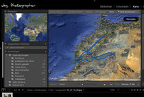 Geo-Track in Lightroom