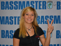 Babs Kijewski Bassmaster BMC USA