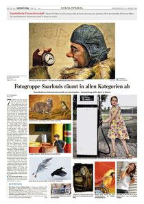 Fotogruppe Objektiv VSE ist Saarlandmeister 2011