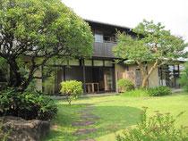 旧角川邸と庭園