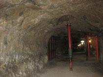 公開されている象山地下壕