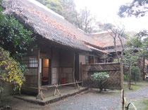 旧川合玉堂邸