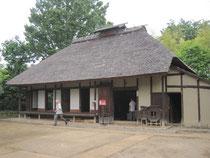 養蚕も行っていた旧加藤家住宅