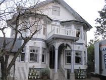 大磯駅前の旧山下家住宅
